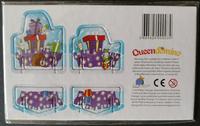 Board Game Accessory: Queendomino: Christmas Castle