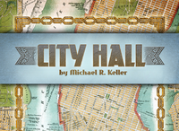 Board Game: City Hall