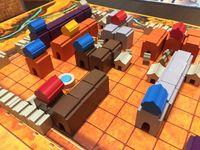 Board Game: Medina (second edition)