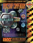 RPG Item: Space Vehicles Compendium Two: Ships of the C.E.F.