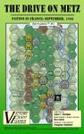Board Game: The Drive On Metz (Second Edition)