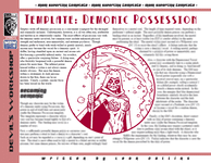 RPG Item: Template: Demonic Possession