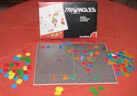 Board Game: Triangles