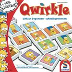 Qwirkle: The Simpsons
