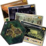 Board Game: Hyperborea: Promo Set
