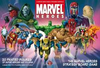 Board Game: Marvel Heroes