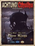 RPG Item: Zero Point Part 1: Three Kings (Revised Edition)