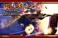RPG Item: Spartan Destroyer