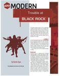 RPG Item: Trouble at Black Rock