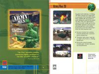 Video Game: Army Men 3D