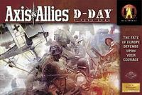 Board Game: Axis & Allies: D-Day