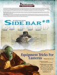 RPG Item: Sidebar #08: Equipment Tricks for Lanterns