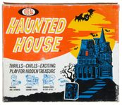 Board Game: Haunted House