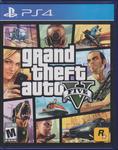 Video Game: Grand Theft Auto V