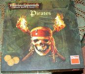 Board Game: Pirates Of The Caribbean: Dead Man's Chest