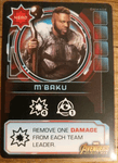 Board Game: Thanos Rising: Avengers Infinity War – M'Baku Promo Card