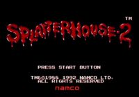 Video Game: Splatterhouse 2