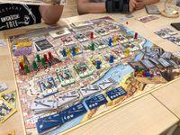Board Game: Toledo