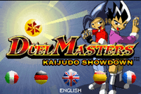 Video Game: Duel Masters Kaijudo Showdown