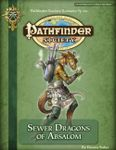 RPG Item: Pathfinder Society Scenario 3-02: Sewer Dragons of Absalom