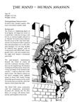 RPG Item: Fantasy Craft Iconics