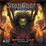 Board Game: StarCraft: The Board Game – Brood War Expansion