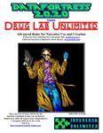RPG Item: Drug Lab Unlimited