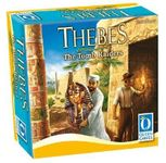 Board Game: Thebes: The Tomb Raiders