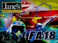 Video Game: Jane's F/A-18