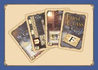 Board Game: First Class: Module F – Storage and Factory