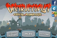 Video Game: Destructopus: Total Rampage!