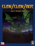 Issue: Claw/Claw/Bite (Issue 5 - Dec 2006)