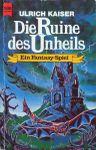 RPG Item: Die Ruine des Unheils