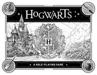 RPG Item: Hogwarts: A Role-Playing Game
