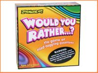 Board Game: Would You Rather...?
