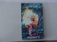 Board Game: Treasure of Unicorn Gold