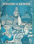 RPG Item: Dungeons & Dragons Basic Rulebook (First Edition)
