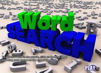 Video Game: Word Search