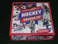 Board Game: The Ultimate Hockey Trivia Board Game
