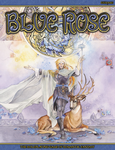 RPG Item: Blue Rose (1st Edition)