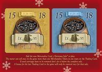 Board Game: Hellweg westfalicus: Christmas Sale Mini-Expansion