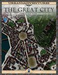 RPG Item: The Great City Map Folio