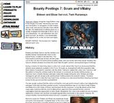 RPG Item: Bounty Postings 7: Eldewn and Elsae Sarvool, Twin Runaways