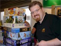 Board Game Designer: Richard Thames Rowan