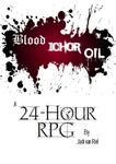 RPG Item: Blood Ichor Oil