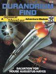 RPG Item: The Durandrium Find