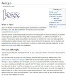 RPG Item: Jazz Core (Version 3.0)
