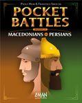 Board Game: Pocket Battles: Macedonians vs. Persians