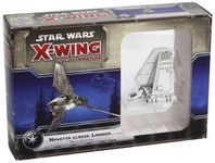 Board Game: Star Wars: X-Wing Miniatures Game – Lambda-class Shuttle Expansion Pack