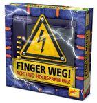 Board Game: Finger weg!